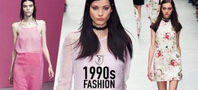 Xu hướng 90 tiếp tục đổ bộ thời trang Xuân Hè 2014