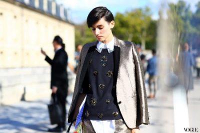 Thời trang Paris thanh lịch và quý phái