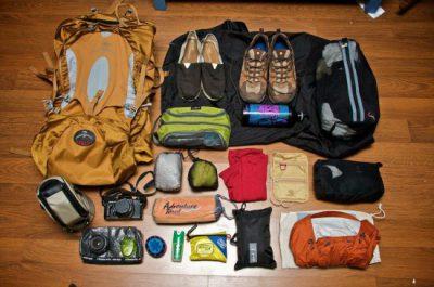 Những vật dụng cần thiết khi đi nghỉ mát